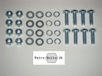 English Axle Bolt Set - Mk1 Escort